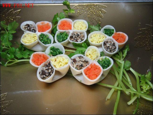 [分享][贴图]漂亮饺子的造型