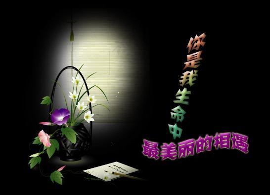 博客背景图(一) - 雁月菊蚕 - 流泪的风......